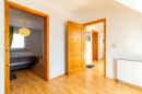 Der Wohnraum vor der Dachterrasse muss nicht ungenutzt bleiben. Wie wäre es mit einem Büro? Oder einem begehbaren Kleiderschrank? Ihre Ideen machen Ihr Haus erst komplett!