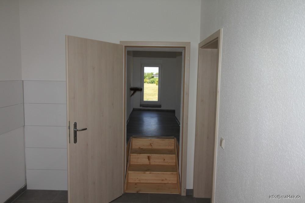 Zugang Abstellraum