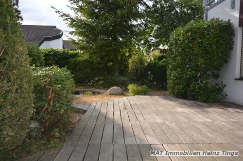 Ausschnitt Terrasse Gartenseite