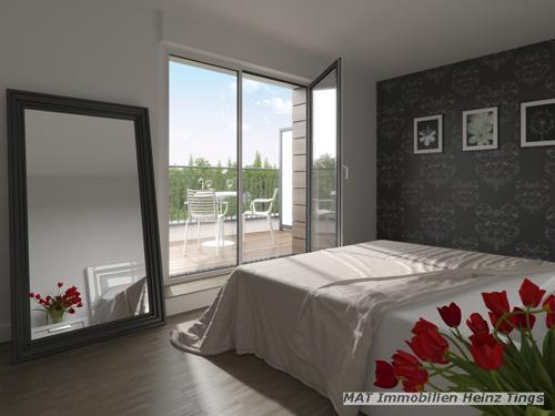 Ausschnitt Schlafzimmer