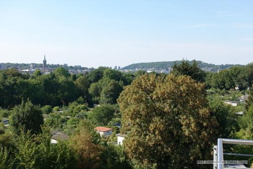 Grüner Ausblick ü. Aachen