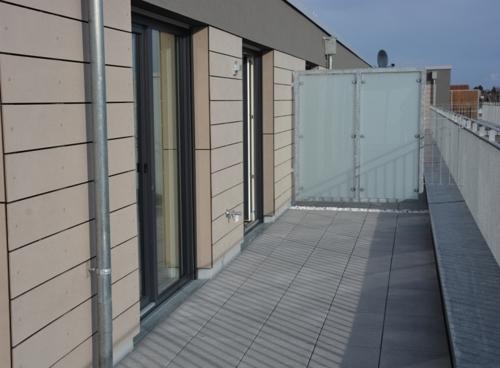 Ausschnitt Dachterrasse