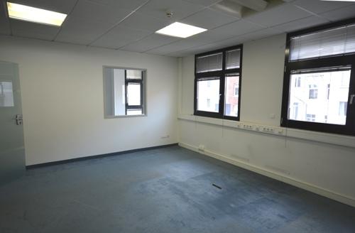 Büroraum Teppich