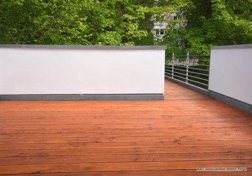 Terrasse mit Zugang