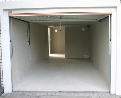 Beispiel Garage 3 x 9 m