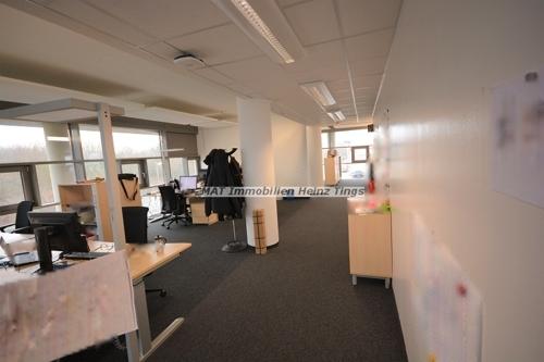 Ausschnitt Bürofläche