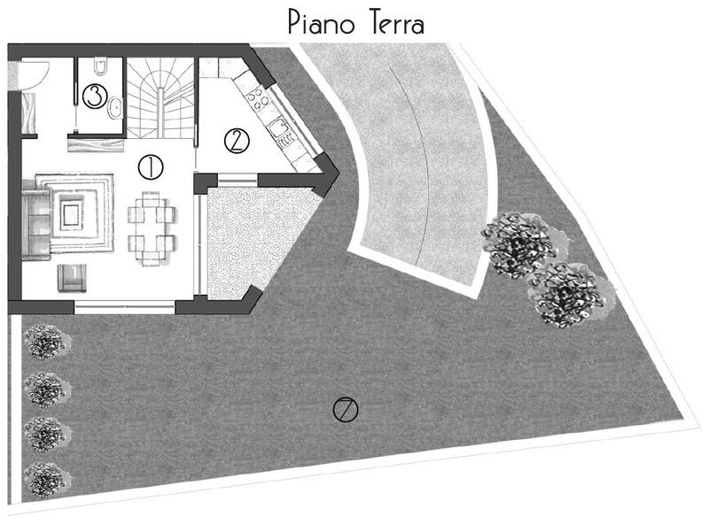 Haus B_Erdgeschoss_piano terra