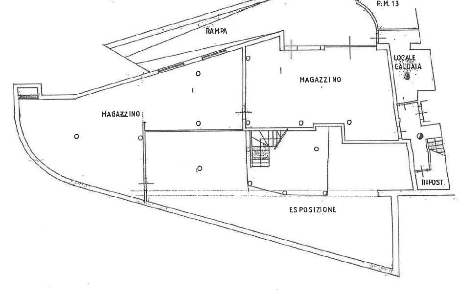 Untergeschoss | Piano interrato