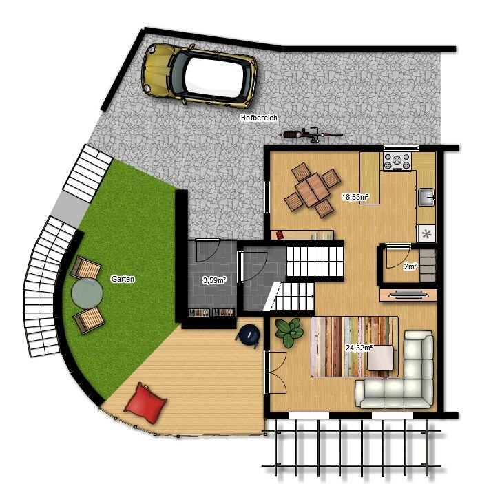 Erdgeschoss_piano terra