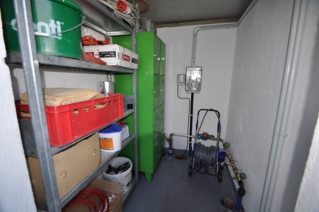Technikraum von Vermietet ***TOP Grundstück mit Halle für KFZ Werkstatt oder Produktionshalle und Büro*** | Maywand Immobilien GmbH