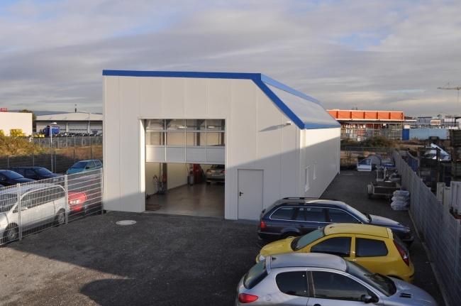 Halle. von Vermietet ***TOP Grundstück mit Halle für KFZ Werkstatt oder Produktionshalle und Büro*** | Maywand Immobilien GmbH
