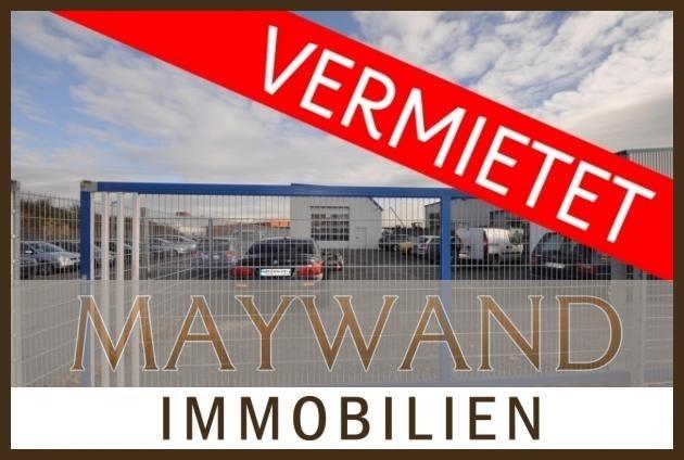 Vermietet ***TOP Grundstück mit Halle für KFZ Werkstatt oder Produktionshalle und Büro*** in 68766 Hockenheim von Maywand Immobilien GmbH