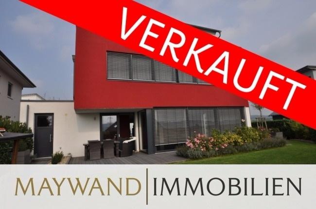 VERKAUFT !  Anspruchsvolles Wohnen in bester Lage in Bammental in 69245 Bammental von Maywand Immobilien GmbH