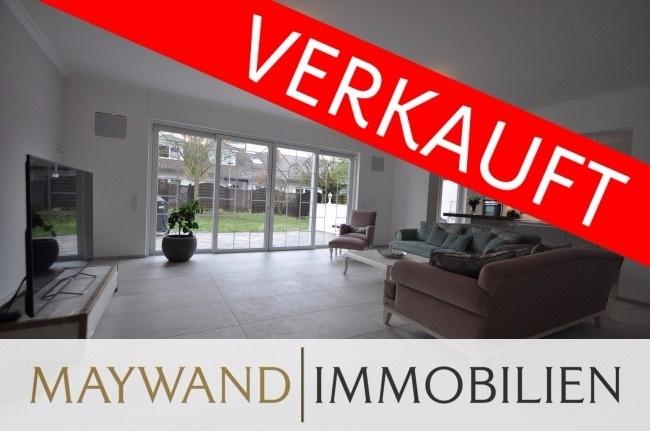 VERKAUFT !  Kernsaniertes Haus mit großem Garten zum Wohlfühlen in 68766 Hockenheim von Maywand Immobilien GmbH