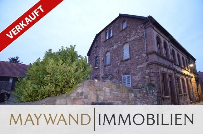 VERKAUFT !!! Wohnen und Arbeiten in einem Mehrgenerationen Haus in 67310 Hettenleidelheim von Maywand Immobilien GmbH