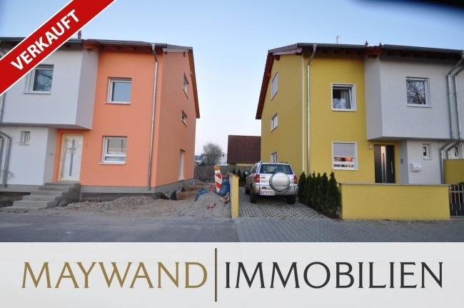 VERKAUFT ***Ihre Chance Neubau DHH greifen Sie zu*** in 69469 Weinheim von Maywand Immobilien GmbH