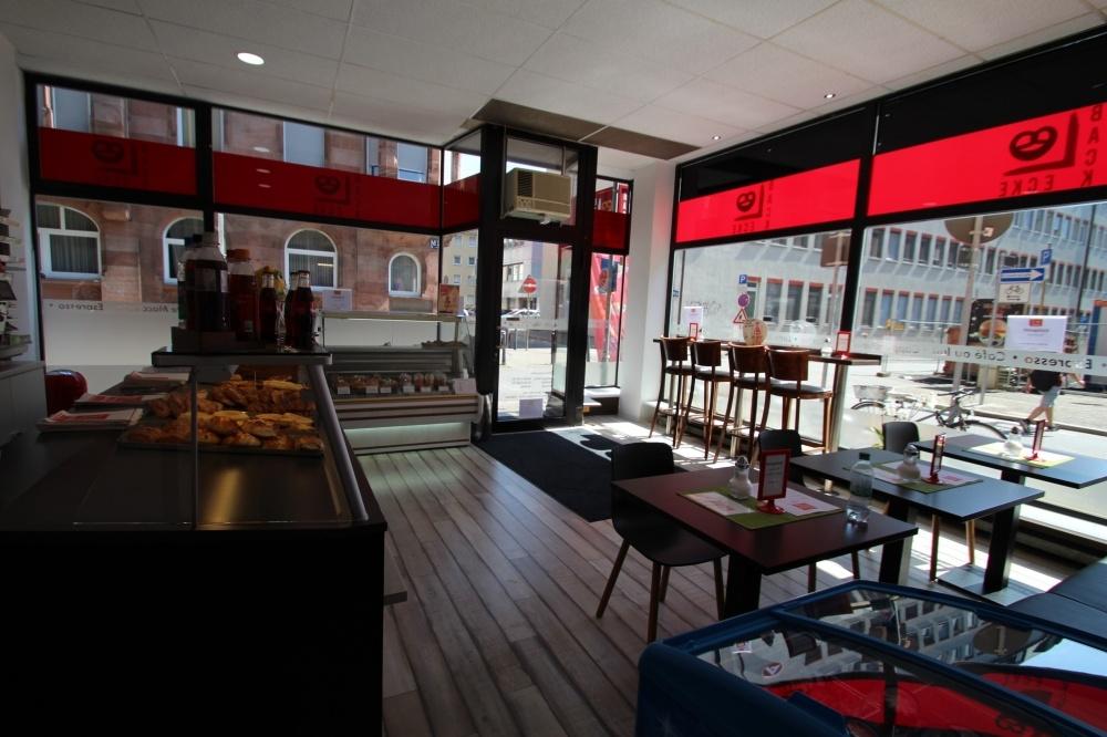 VERMIETET TOP Lage für Ihr neues Cafe, Bistro, Bäckerei... in 68161 Mannheim von Maywand Immobilien GmbH