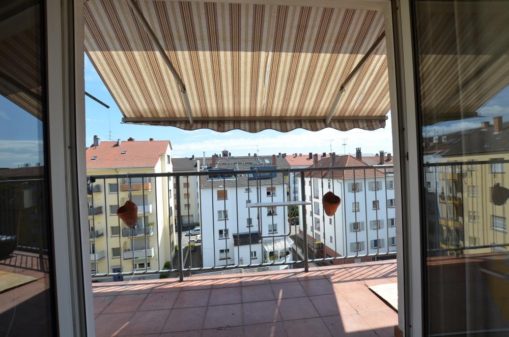 Balkon von Verkauft | Maywand Immobilien GmbH