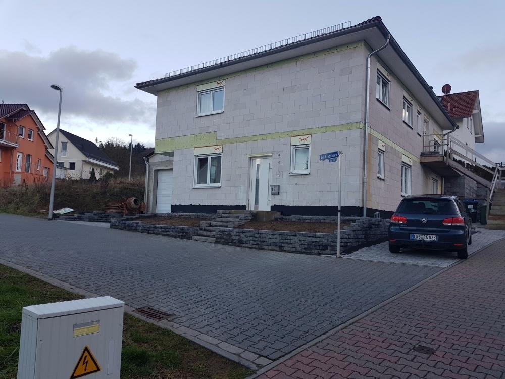 Nachbargrundstück als Bebauungsvorschlag Einfamilienhaus mit Einliegerwohnung von VERKAUFT | Maywand Immobilien GmbH