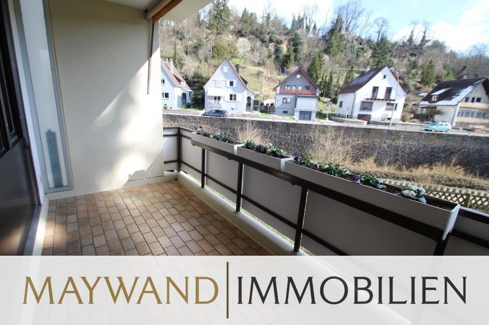 VERMIETET Top gepflegte und frisch Sanierte 3-ZKB-Wohnung mit 2 Balkonen in 76646 Bruchsal von Maywand Immobilien GmbH