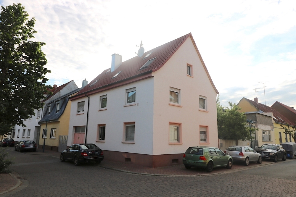 Haus Ansicht
