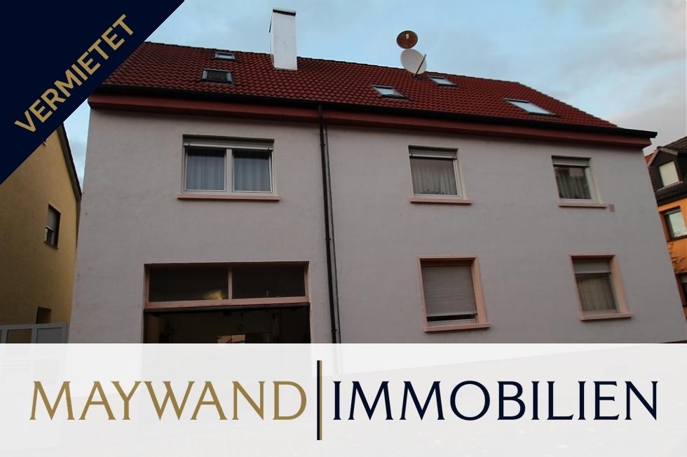 VERMIETET Top 2-ZKB-Erdgeschoss Wohnung in einem 3 Familienhaus in 68766 Hockenheim von Maywand Immobilien GmbH