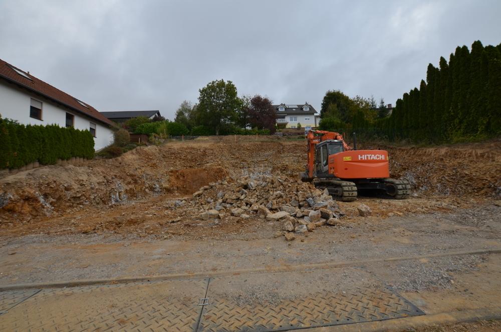 Wir haben mit dem Bau angefangen und freuen uns auf Ihren Besuch von VERKAUFT | Maywand Immobilien GmbH