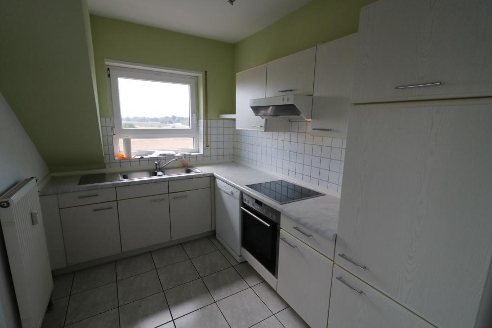 Küche mit EBK von VERMIETET | Maywand Immobilien GmbH