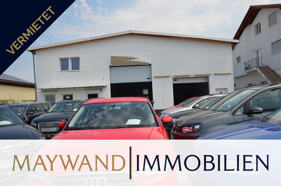 Vermietet in 68775 Ketsch von Maywand Immobilien GmbH