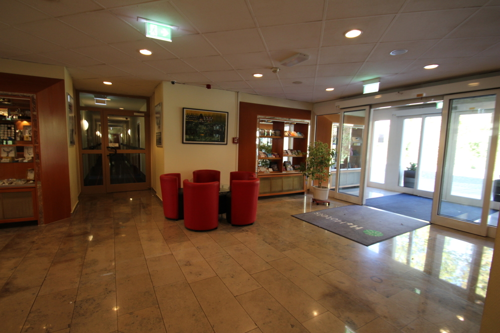 LOBBY von VERKAUFT 1-ZKB-Hotelappartment mitten in der City | Maywand Immobilien GmbH