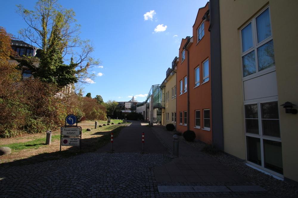 Seiten Ansicht von VERKAUFT 1-ZKB-Hotelappartment mitten in der City | Maywand Immobilien GmbH
