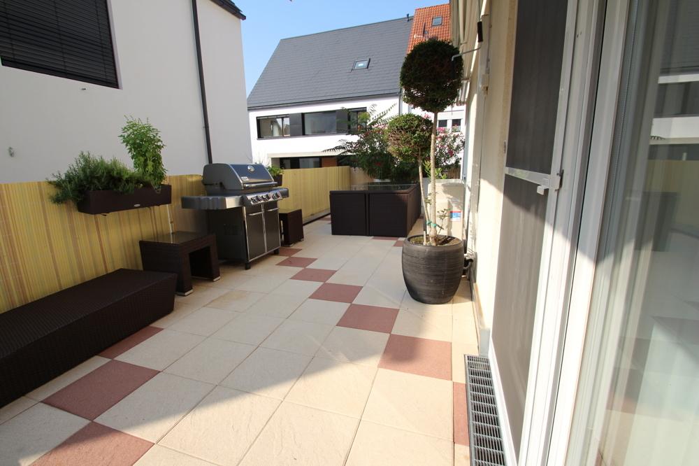 Terrasse von ***VERKAUFT*** | Maywand Immobilien GmbH
