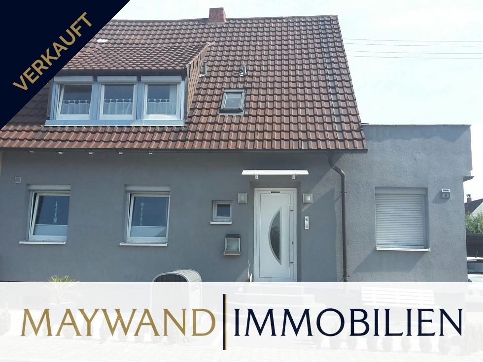 VERKAUFT in 68782 Brühl von Maywand Immobilien GmbH