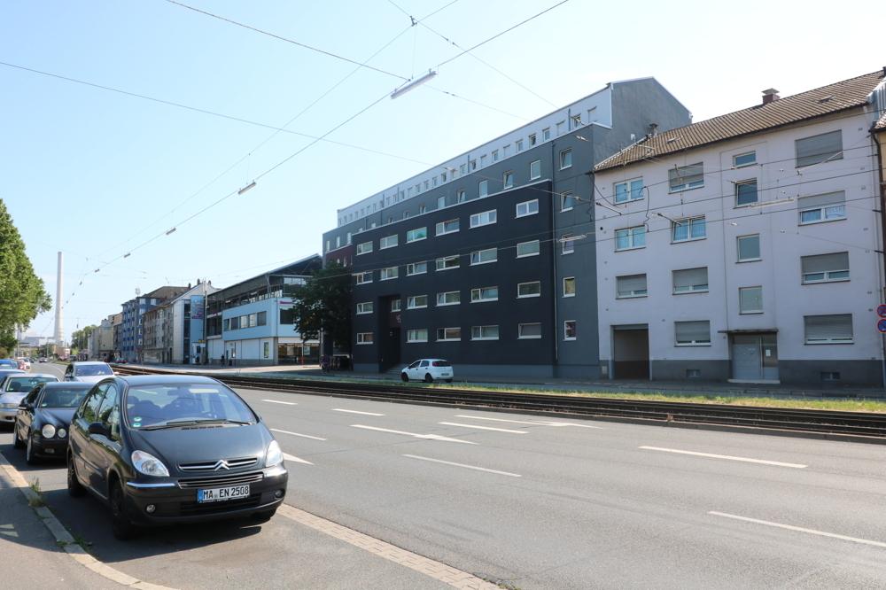Straßenansicht von Verkauft ***Top Kapitalanlage***1-ZKB-Wohnung mit EBK und Balkon | Maywand Immobilien GmbH