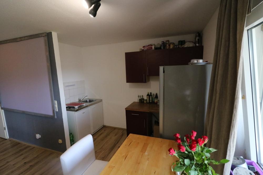 Küchennische von Verkauft ***Top Kapitalanlage***1-ZKB-Wohnung mit EBK und Balkon | Maywand Immobilien GmbH