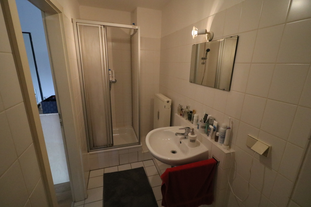 Badezimmer von Verkauft ***Top Kapitalanlage***1-ZKB-Wohnung mit EBK und Balkon | Maywand Immobilien GmbH