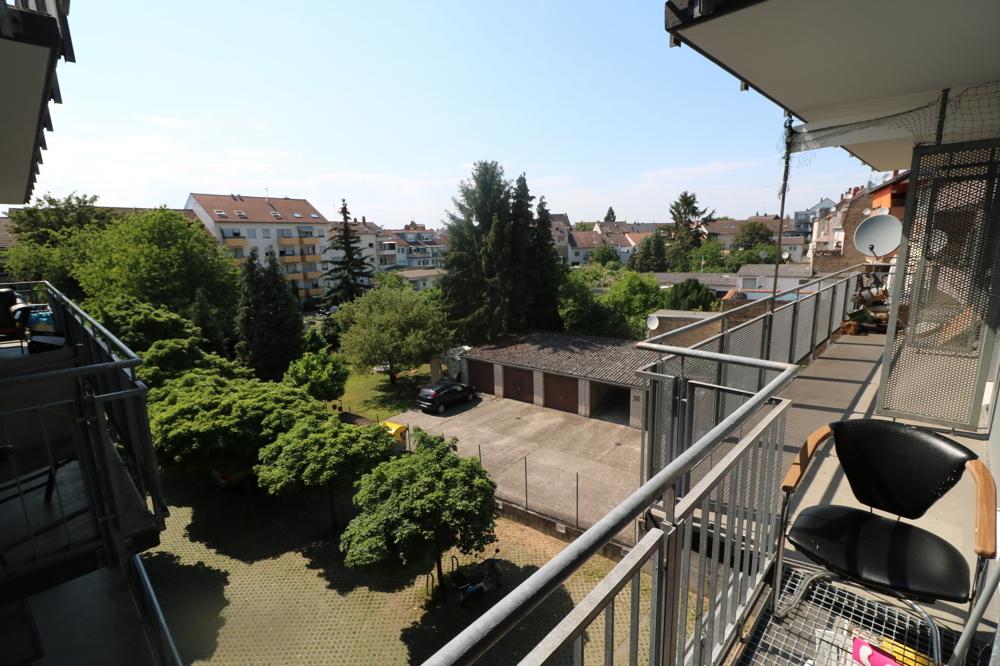 Aussicht von Verkauft ***Top Kapitalanlage***1-ZKB-Wohnung mit EBK und Balkon | Maywand Immobilien GmbH