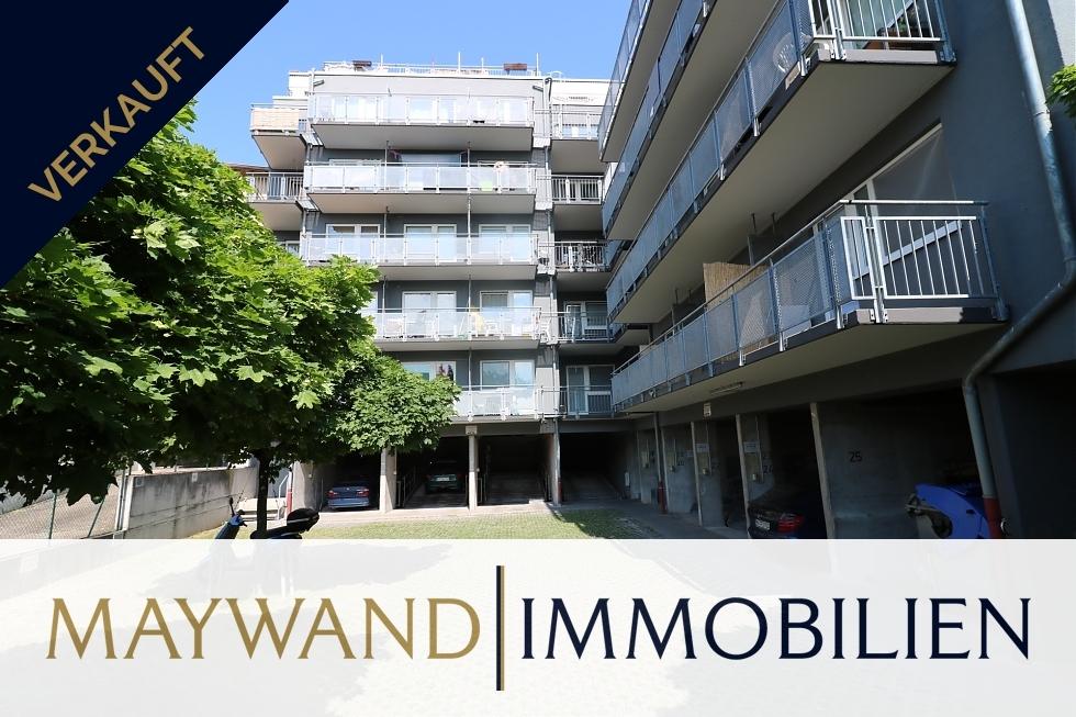 Verkauft ***Top Kapitalanlage***1-ZKB-Wohnung mit EBK und Balkon in 68199 Mannheim von Maywand Immobilien GmbH