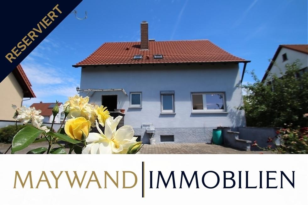 VERKAUFT in 68753 Waghäusel von Maywand Immobilien GmbH