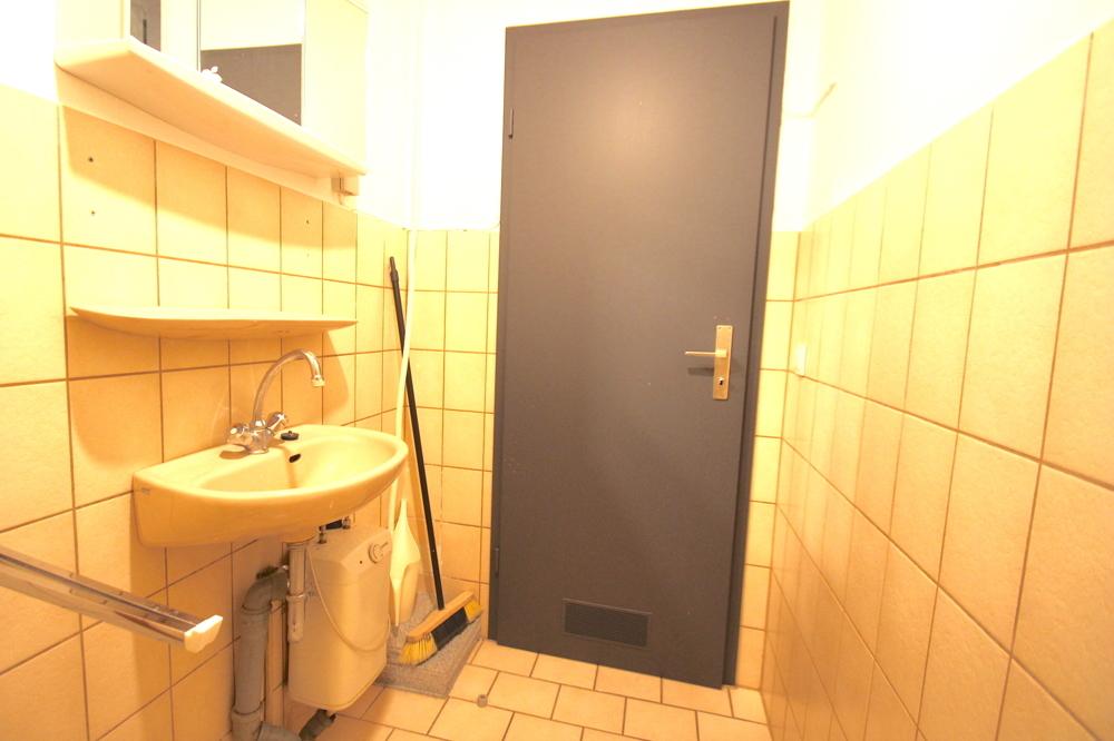 Toilette von Vermietet | Maywand Immobilien GmbH