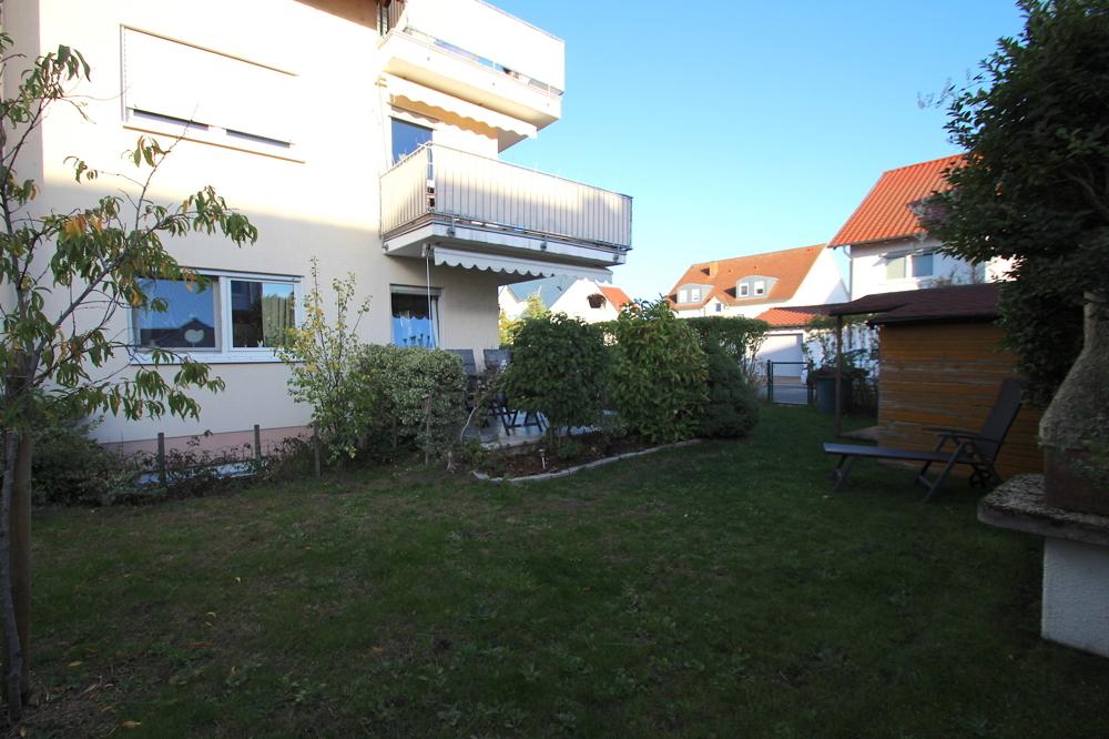 Garten von Vermietet 4-ZKB Maisonette-Wohnung mit Terrasse, Garten und Stellplatz   Maywand Immobilien GmbH