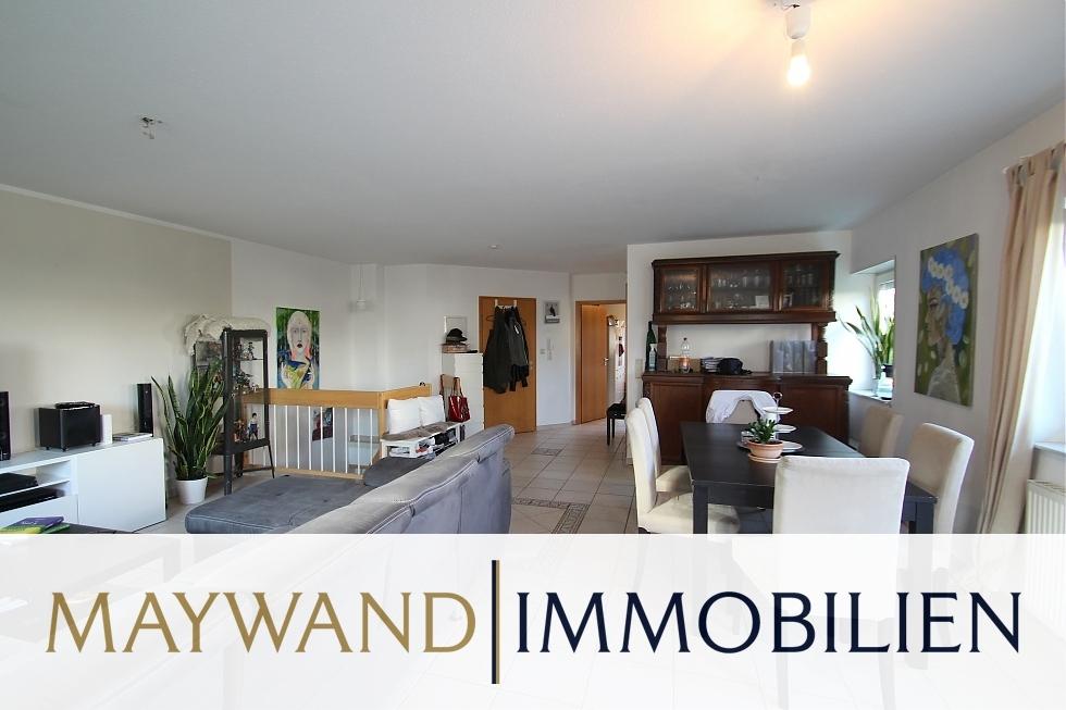 MaywandImmobilien von Vermietet 4-ZKB Maisonette-Wohnung mit Terrasse, Garten und Stellplatz   Maywand Immobilien GmbH