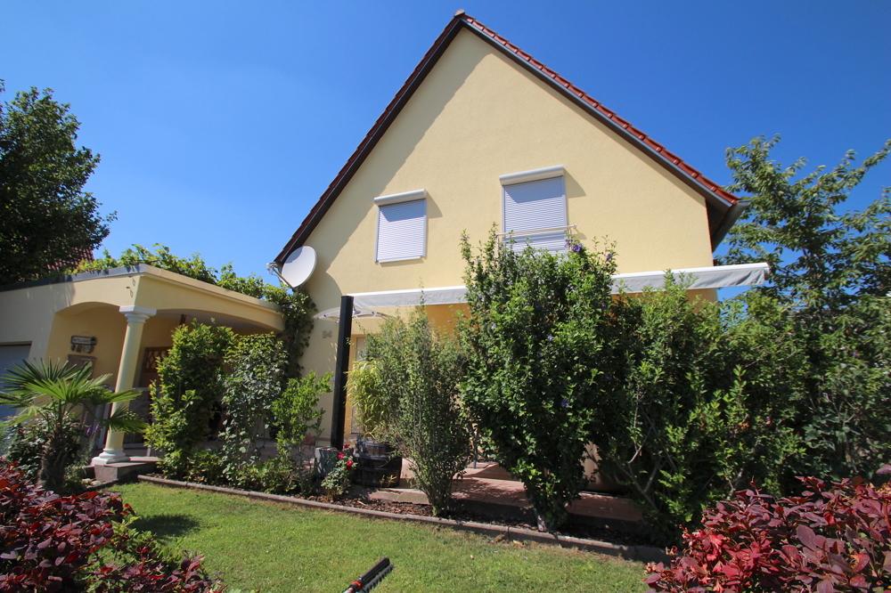 VERKAUFT** Wunderschönes Einfamilienhaus mit Garten und Garage** in 67346 Speyer von Maywand Immobilien GmbH