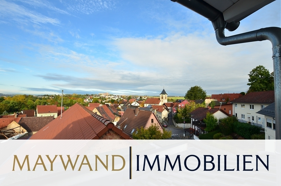 ***Einfamilienhaus mit ein PKW Stellplatz in gefragter Lage von Sinsheim in 74889 Sinsheim von Maywand Immobilien GmbH