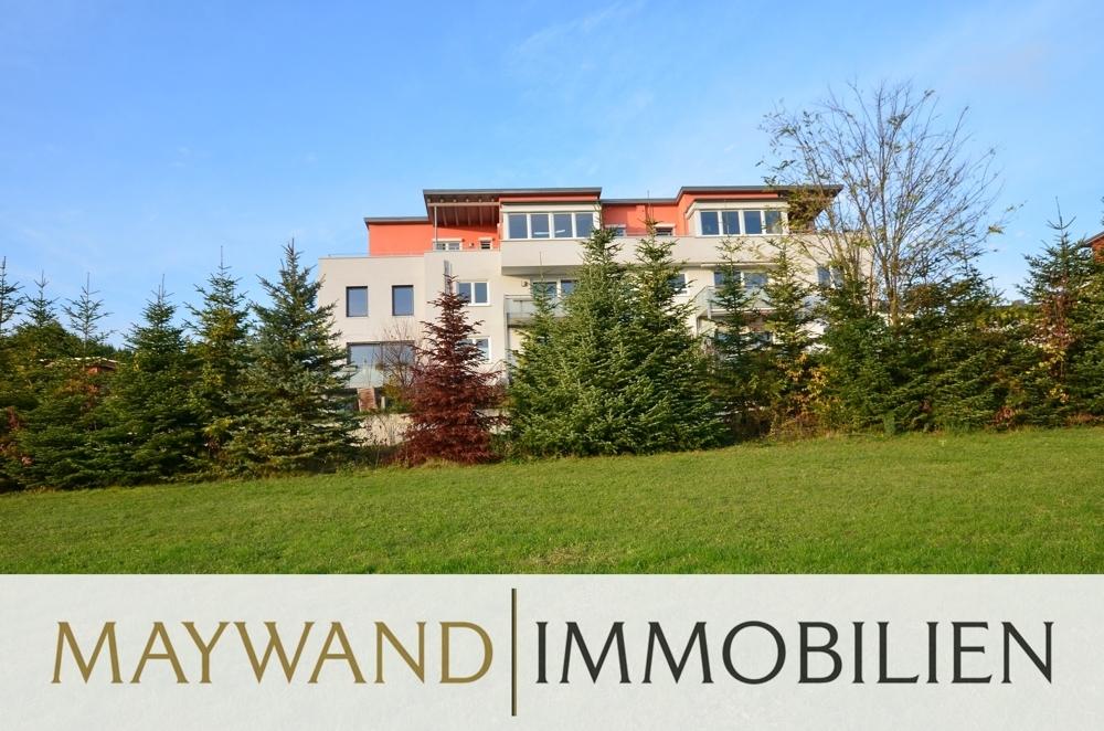 VERKAUFT Exklusives Penthouse zum Wohlfühlen auf herrlichem Grundstück in bester Lage von Sinsheim in 74889 Sinsheim von Maywand Immobilien GmbH
