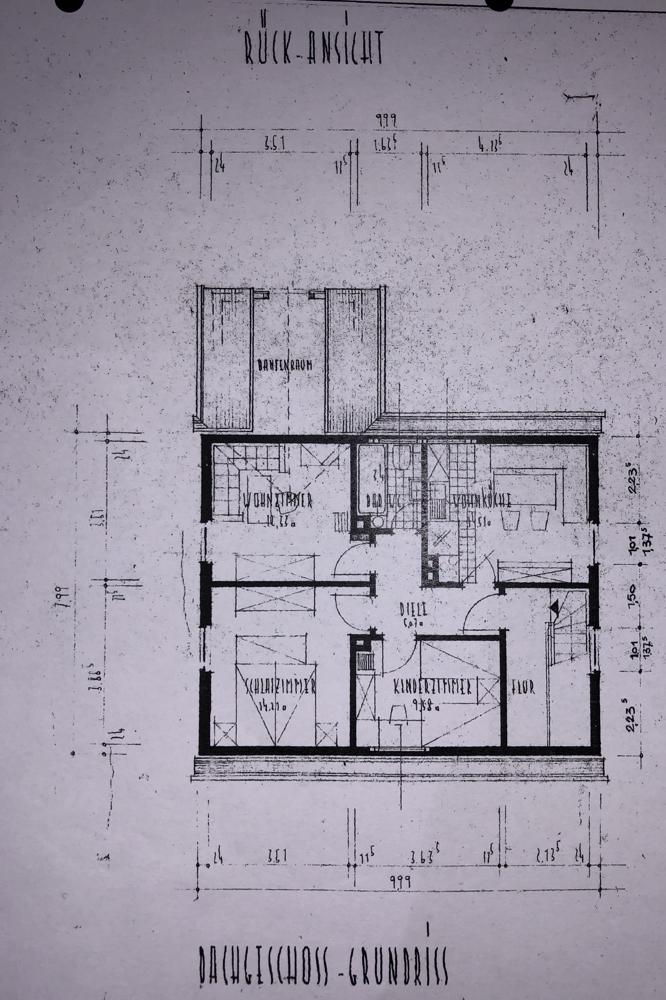 Grundriss DG von VERMIETET   Maywand Immobilien GmbH
