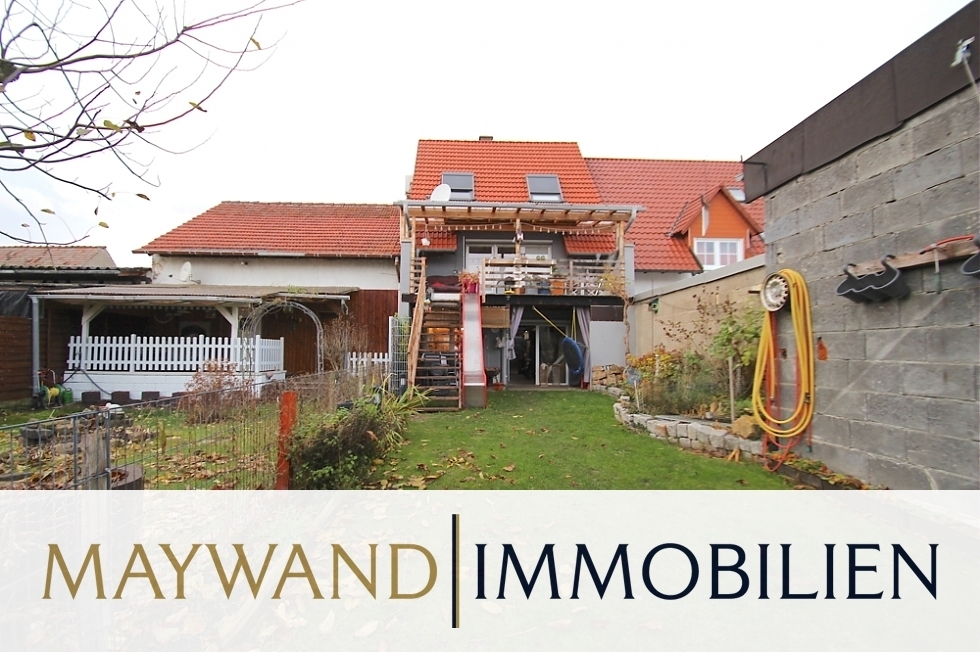 VERKAUFT Großes 1-2 Familienhaus mit Hof und Garten in 68753 Waghäusel von Maywand Immobilien GmbH