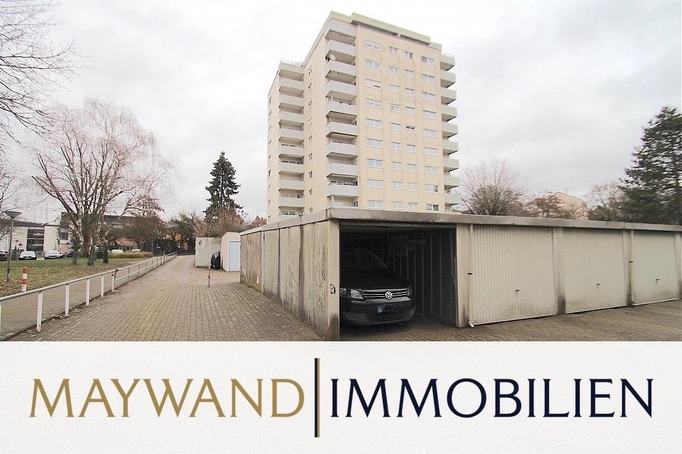 VERKAUFT Helle und gepflete 3,5-ZKB-Wohnung im Erdgeschoß mit Garage in 69168 Wiesloch von Maywand Immobilien GmbH