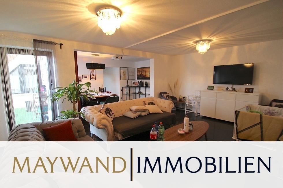 VERKAUFT Moderne 3,5-ZKB-Wohnung mit EBK und Garage in 68766 Hockenheim von Maywand Immobilien GmbH