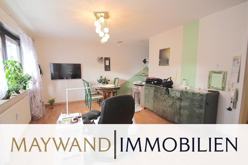 Vermietet Wunderschöne 2-ZKB Wohnung mit EBK und TG Stellplatz in zentraler Lage in 68766 Hockenheim von Maywand Immobilien GmbH